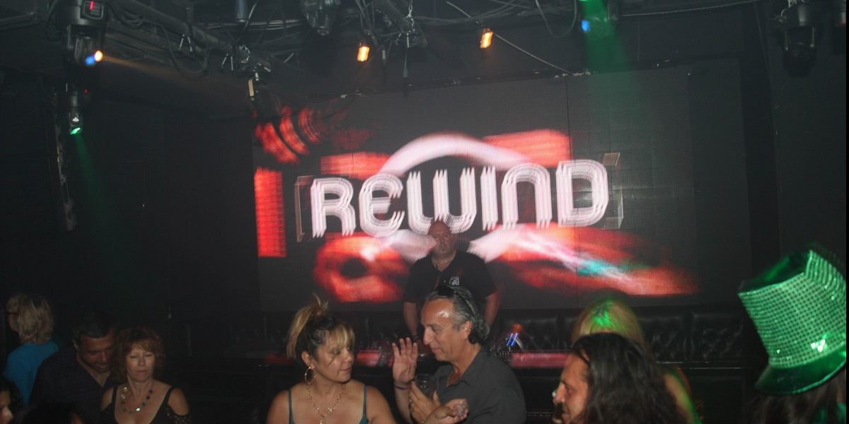 Party Rewind @Club 1432 Crescent